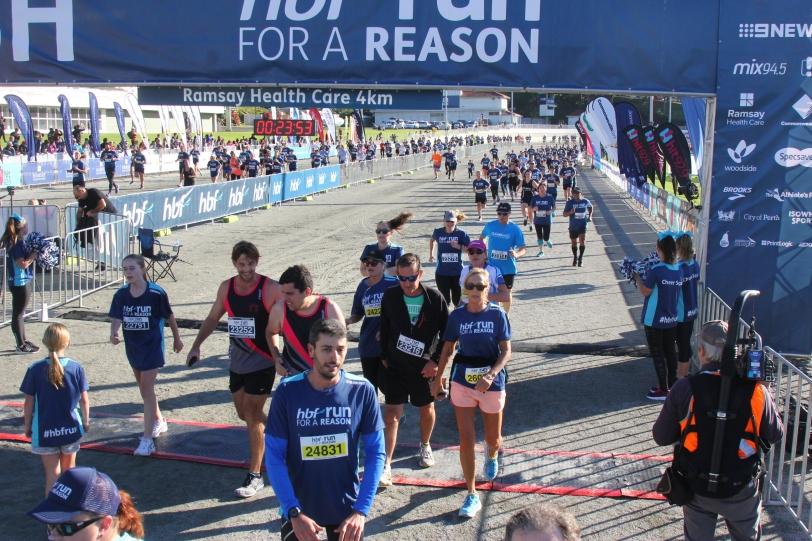 HBF Run 2017