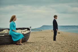 on Chesil Beach photo