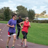 running at ParkRun
